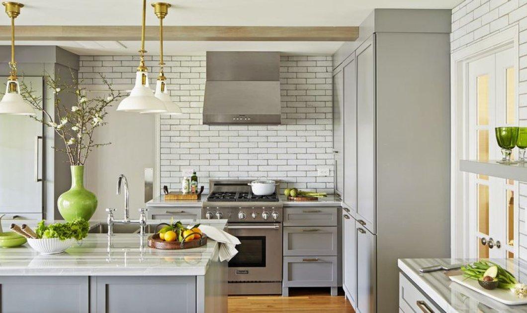 """15 υπέροχες ιδέες για να ανακαινίσετε την κουζίνα σας - Θα είναι το απόλυτο """"trend"""" το 2019 (φωτό) - Κυρίως Φωτογραφία - Gallery - Video"""