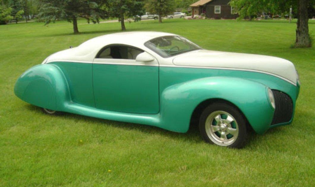 "Vintage Story: Αυτές οι 12 ""κούκλες"" ήταν το πολυτελέστερο  αυτοκίνητο πλουσίων του '30 (φώτο) - Κυρίως Φωτογραφία - Gallery - Video"