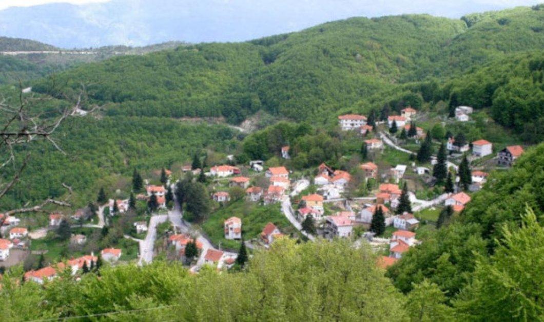 Καστανιά: Στις πλαγιές του Βερμίου, ένα από τα ορεινότερα & ομορφότερα χωριά της Ημαθίας (βίντεο) - Κυρίως Φωτογραφία - Gallery - Video