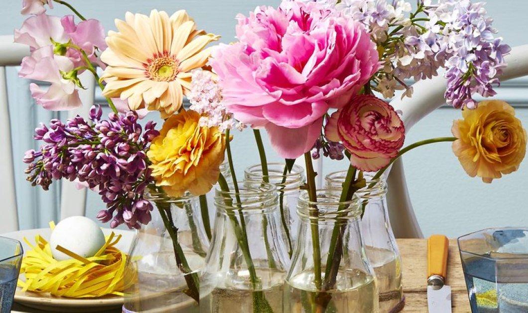 50 ιδέες για πασχαλινή διακόσμηση που θα φέρουν την άνοιξη και τη χαρά στο σπίτι σας (φώτο) - Κυρίως Φωτογραφία - Gallery - Video