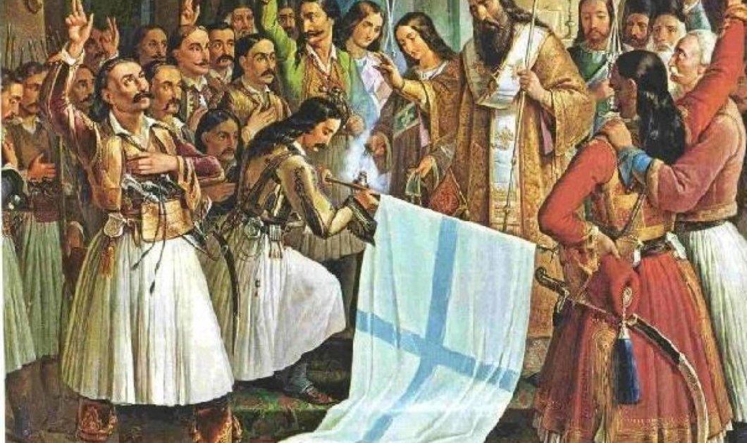 H Google τιμά την Ελληνική Επανάσταση του 1821 – Δείτε το εντυπωσιακό doodle - Κυρίως Φωτογραφία - Gallery - Video