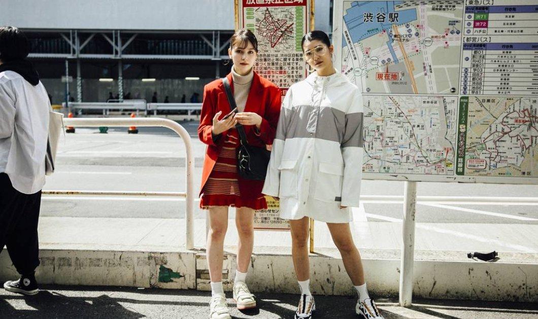 Εβδομάδα μόδας στο Τόκιο: Οι καλύτερες street εμφανίσεις που εντόπισε η Vogue - Φώτο  - Κυρίως Φωτογραφία - Gallery - Video