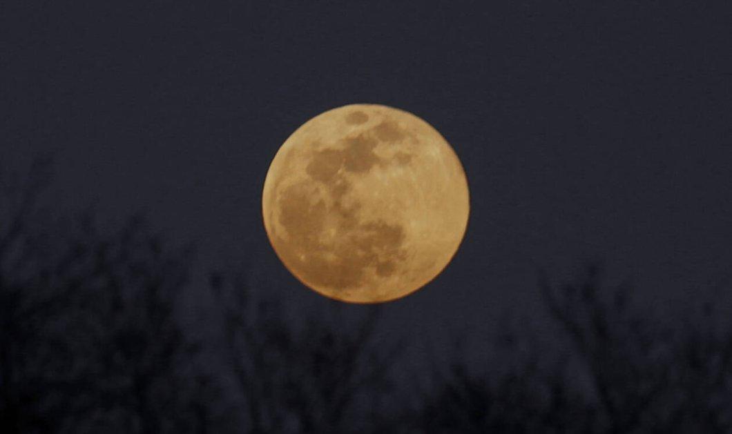 Εαρινή ισημερία και υπερπανσέληνος, το βράδυ της Τετάρτης – Μια σπάνια σύμπτωση - Κυρίως Φωτογραφία - Gallery - Video