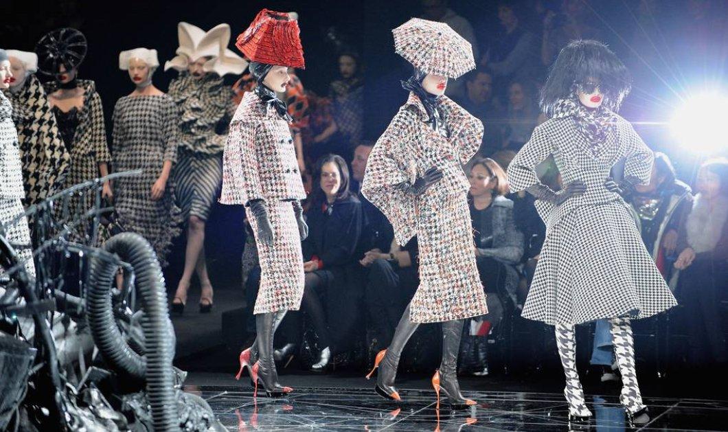 Η Vogue μας παρουσιάζει τις πιο δημοφιλείς στιγμές στην πασαρέλα του Alexander McQueen - Φώτο  - Κυρίως Φωτογραφία - Gallery - Video