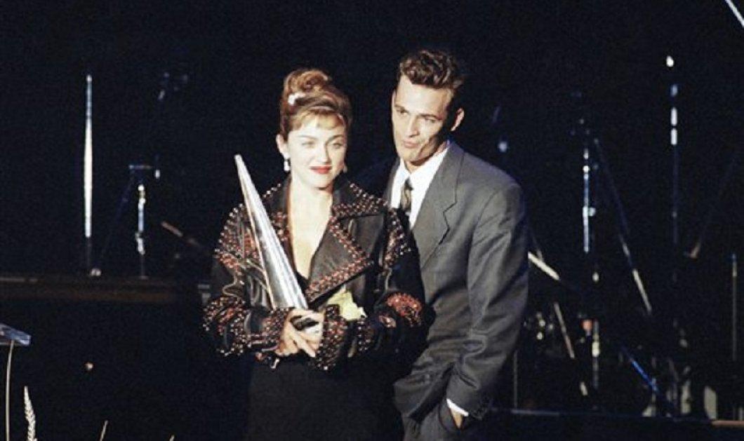Vintage story: Όταν η Μαντόνα έδινε καυτό φιλί στον Λουκ Πέρι & ο κόσμος παραληρούσε - προ viral (φώτο)  - Κυρίως Φωτογραφία - Gallery - Video