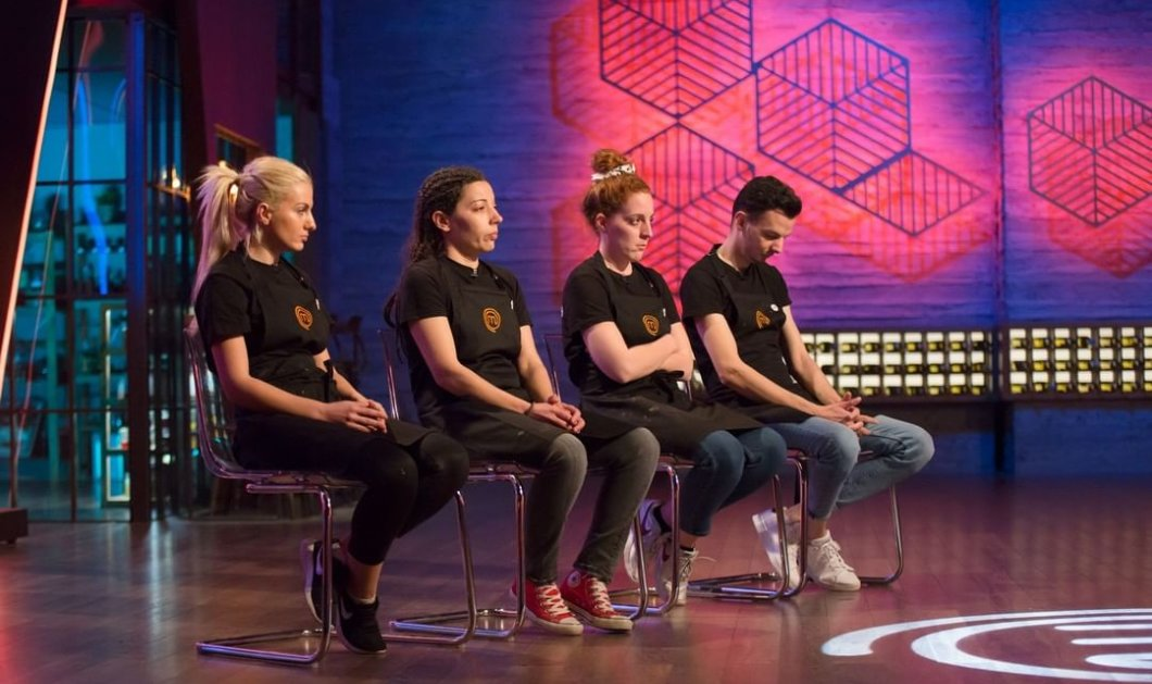 MasterChef: Αποχώρησε ο Χαράλαμπος από τον διαγωνισμό -  Η Ασημίνα έγινε ο νέος «εξολοθρευτής» του παιχνιδιού - Κυρίως Φωτογραφία - Gallery - Video