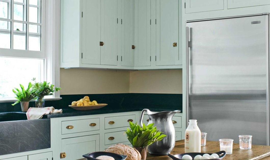 Οι κουζίνες του 2019: Το House Beautiful ,παρουσιάζει τις πιο φωτεινές αλλά και όσες μοιάζουν με .....σαλόνι! Φώτο - Κυρίως Φωτογραφία - Gallery - Video