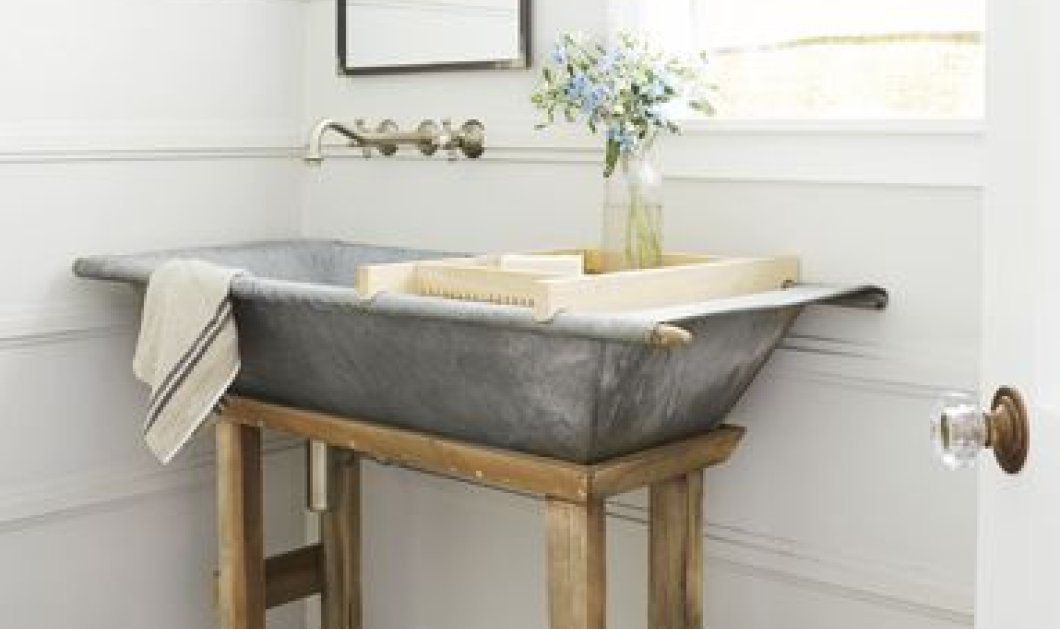 30 υπέροχες ιδέες για το πιο μοντέρνο μπάνιο - Θα σας εμπνεύσουν για ανακαίνιση - Κυρίως Φωτογραφία - Gallery - Video