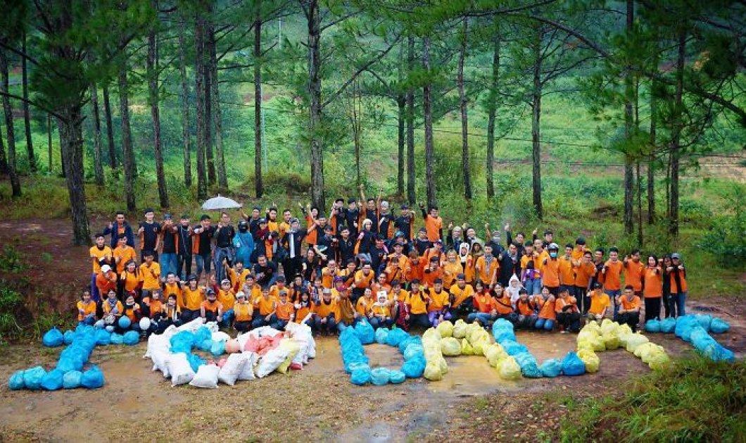 Ο πλανήτης τρελαίνεται με «Trashtag Challenge»! - Καθαριότητα σε παραλίες δρόμους, παντού - Μαζέψτε σκουπίδια, κερδίζουμε όλοι! (φώτο) - Κυρίως Φωτογραφία - Gallery - Video