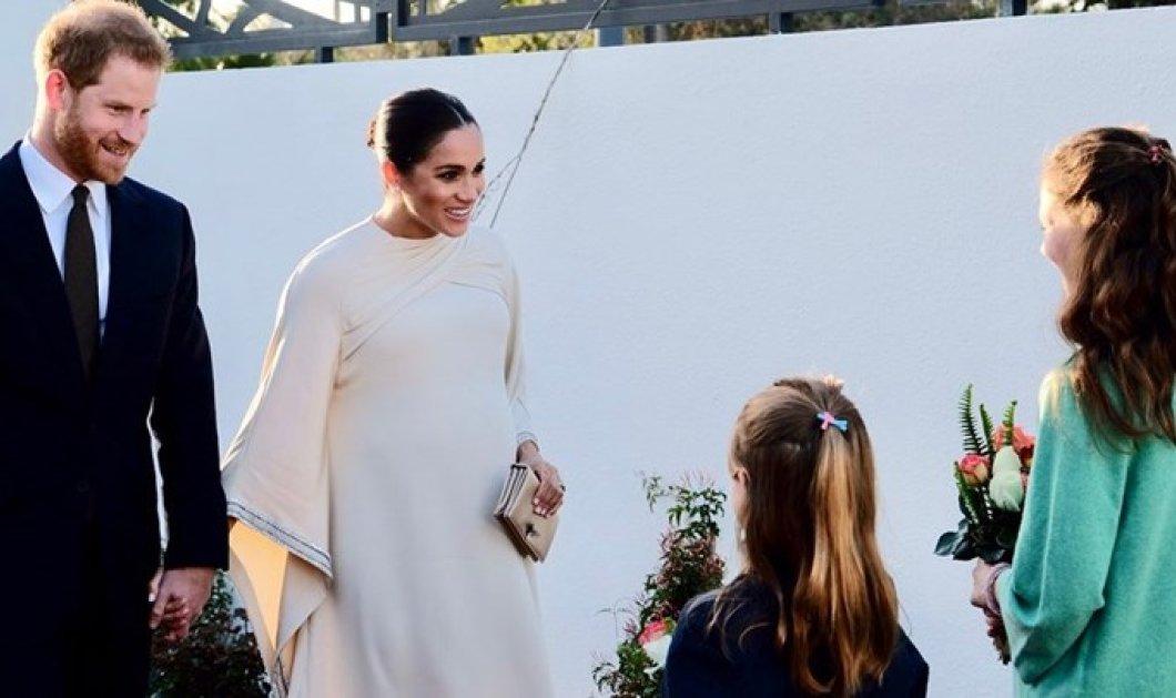 Η ''εγώ είμαι έγκυος'' Μέγκαν Μάρκλ τρελαίνει το Παλάτι: Θα μεγαλώσει το παιδί με ουδέτερο φύλο; - Κυρίως Φωτογραφία - Gallery - Video