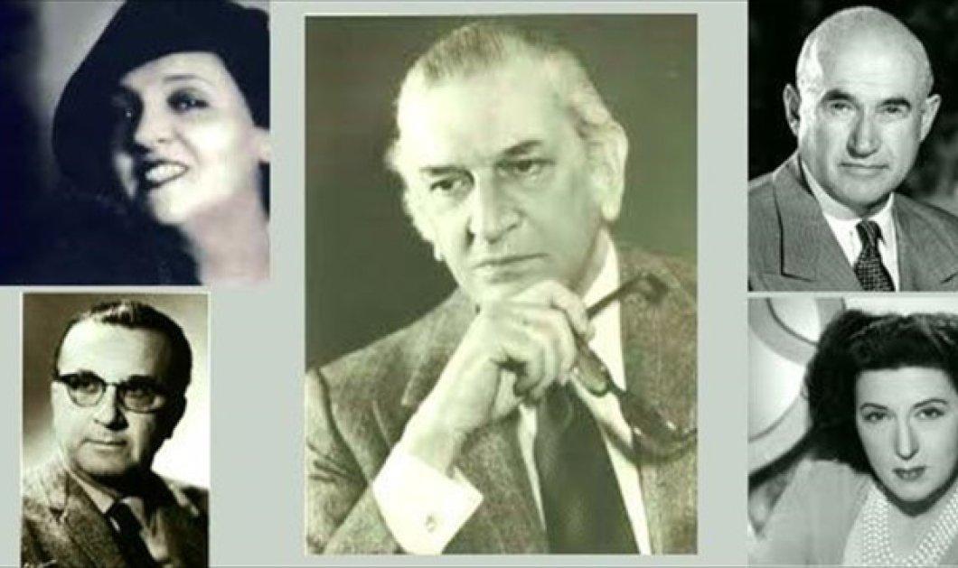 8 πρόσωπα ζητούν δημοσιογράφο στο Faust - To μοναδικό αφιέρωμα στον Αλέκο Λιδωρίκη - Κυρίως Φωτογραφία - Gallery - Video