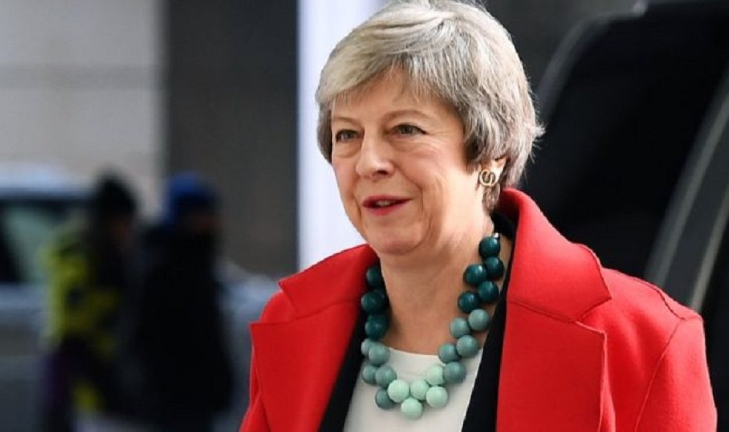 """Τερέζα Μέι για το Brexit: """"Θα παραιτηθώ αν το κοινοβούλιο εγκρίνει τη Συμφωνία Αποχώρησης"""" (βίντεο) - Κυρίως Φωτογραφία - Gallery - Video"""
