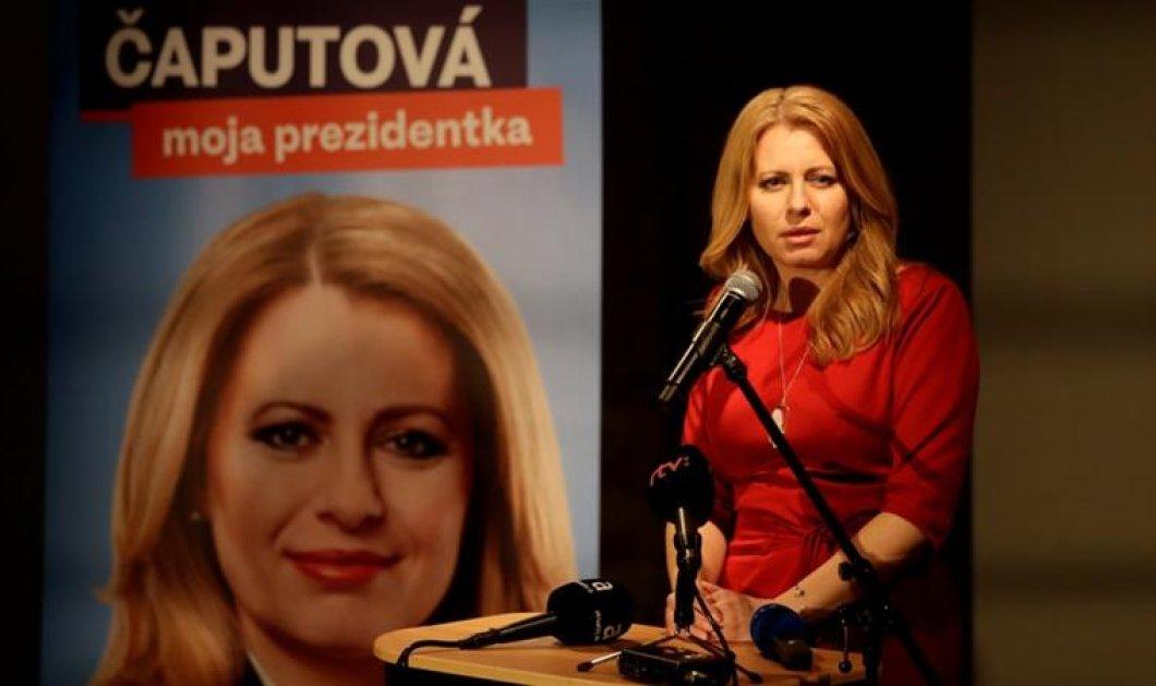 Τopwoman η δικηγόρος Σουζάνα Καπούτοβα έτοιμη για Πρόεδρος της Σλοβακίας - Κατατρόπωσε τους αντιπάλους - Κυρίως Φωτογραφία - Gallery - Video