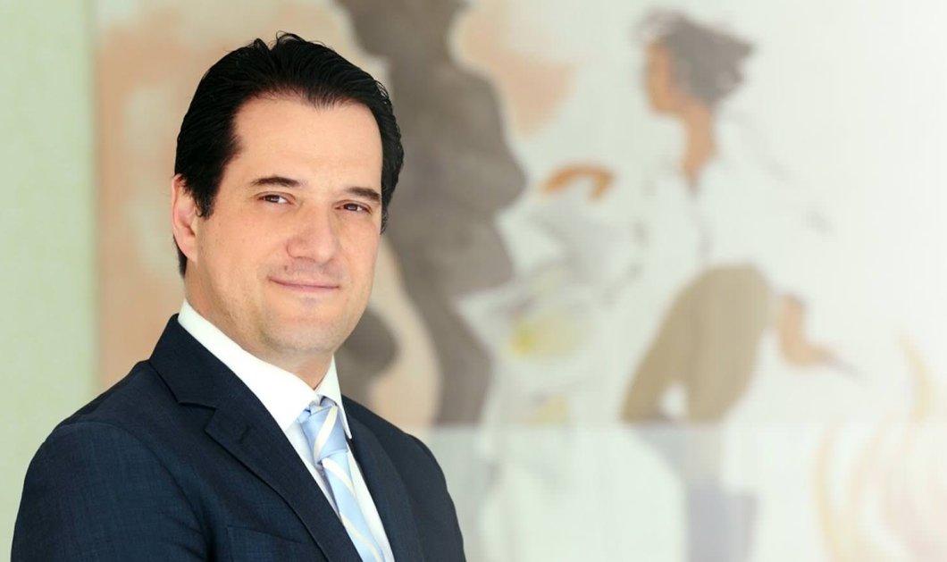 Άδ. Γεωργιάδης: Το 2019 θα είναι το έτος που η Ν.Δ. θα κερδίσει όλες τις εκλογές - Κυρίως Φωτογραφία - Gallery - Video