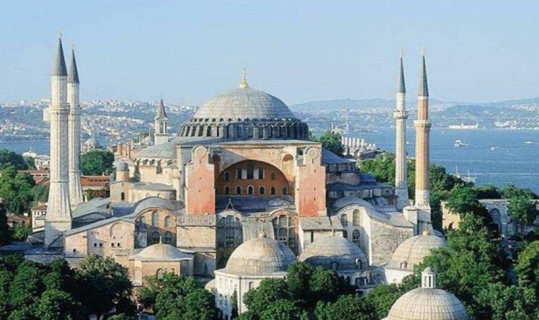 Προκαλεί ξανά ο Ερντογάν: Θα θυμόμαστε την Αγιά Σοφιά ως τζαμί! - Κυρίως Φωτογραφία - Gallery - Video