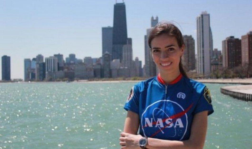 Ελένη Αντωνιάδου: Η καλλονή επιστήμονας της NASA θα είναι η πρώτη Ελληνίδα Barbie (φώτο) - Κυρίως Φωτογραφία - Gallery - Video