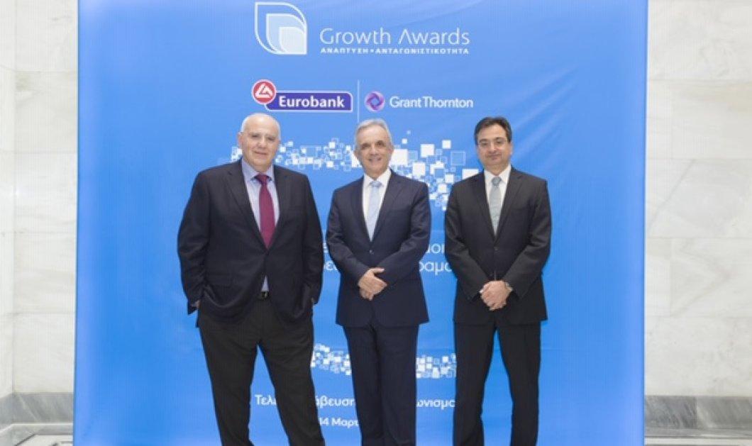 """Growth Awards"" 2019: 7 ελληνικές επιχειρήσεις επιβραβεύθηκαν για τις βέλτιστες πρακτικές τους, την καινοτομία & την εξωστρέφεια - Κυρίως Φωτογραφία - Gallery - Video"