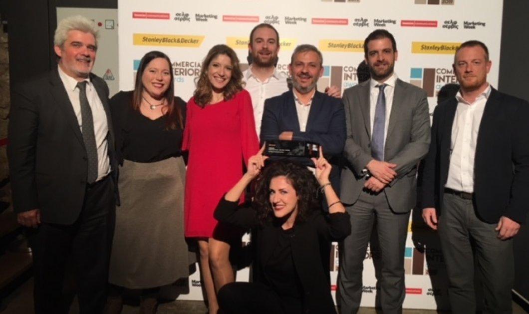 Best Interior Βραβείο για το concept store της Nobacco στο «The Mall Athens»   - Κυρίως Φωτογραφία - Gallery - Video