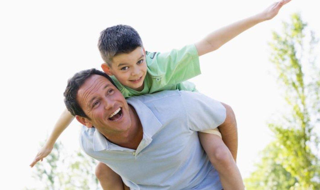 Η αλήθεια να λέγεται επιστημονικά: Η υγεία του παιδιού επηρεάζεται αν ο μπαμπάς είναι μεγαλούτσικος  - Κυρίως Φωτογραφία - Gallery - Video