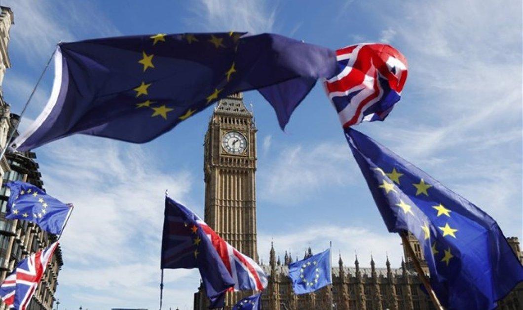 Brexit: Οι επόμενες 48 κρίσιμες ώρες στη Βουλή των Κοινοτήτων - Κυρίως Φωτογραφία - Gallery - Video