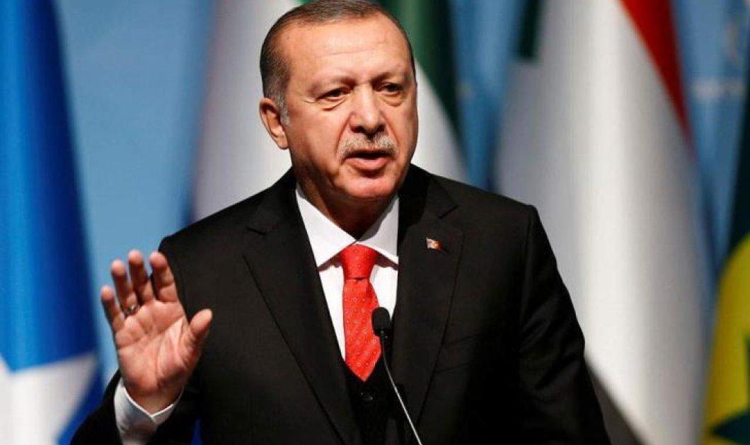 Ο Ερντογάν απασφάλισε: Με τους γκιαούρηδες της Σμύρνης - Θα φύγει με φέρετρο όποιος μας διώξει από την «Ινσταμπούλ» - Κυρίως Φωτογραφία - Gallery - Video