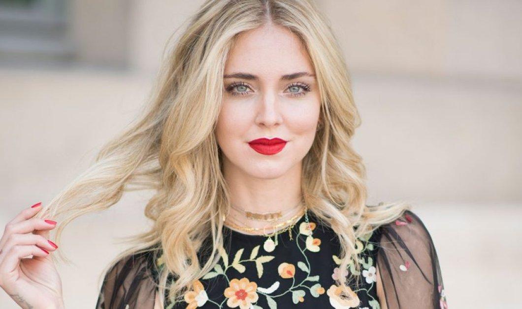 """""""Τι να φορέσω σήμερα;"""" Η διάσημη fashion bloger Κιάρα Φεράνι δίνει την απάντηση με ένα τέλειο ανοιξιάτικο look (φώτο) - Κυρίως Φωτογραφία - Gallery - Video"""