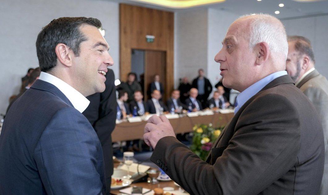 Αλέξης Τσίπρας: Η ελληνική επιχειρηματικότητα θα έχει ηγεμονικό ρόλο στην ανάπτυξη της Βόρειας Μακεδονίας (φωτό) - Κυρίως Φωτογραφία - Gallery - Video
