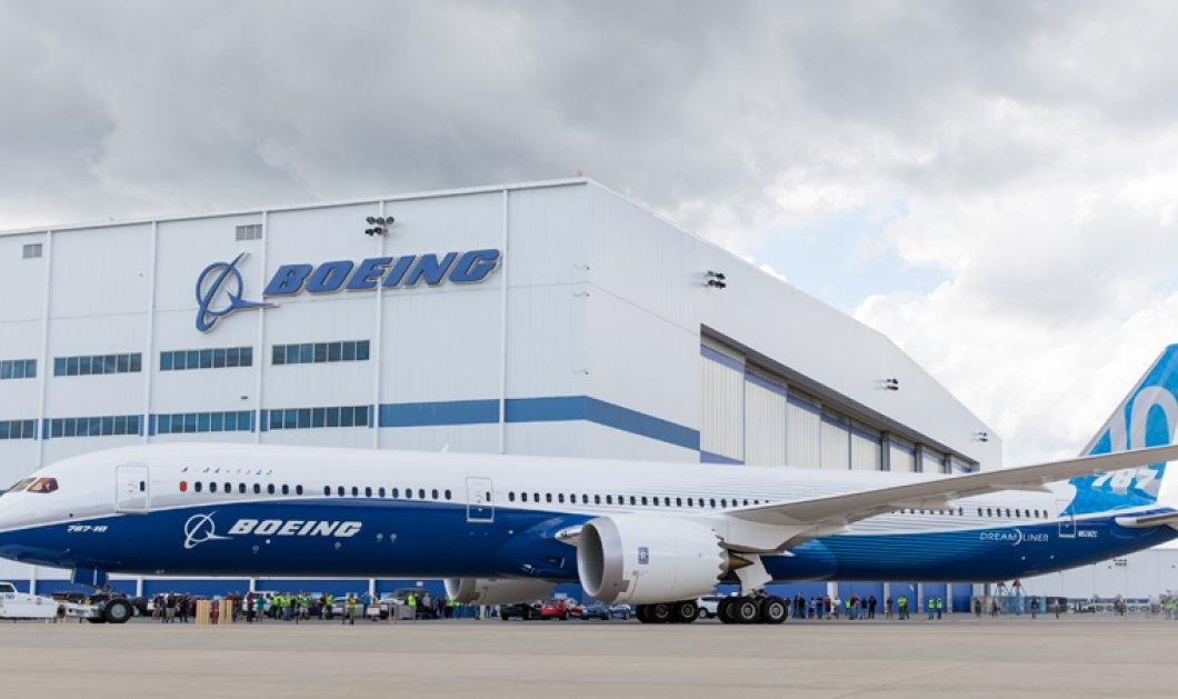 Η ανακοίνωση της Boeing  μετά τη συντριβή του αεροσκάφους 737 Max 8  - Κυρίως Φωτογραφία - Gallery - Video