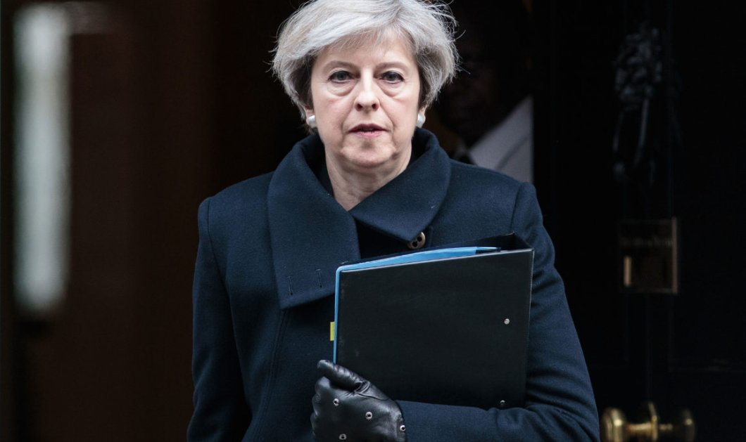 I beg your pardon? To Brexit or not to Brexit - Σε χάος η κυβέρνηση -Σε αδιέξοδο η Τερέζα Μέι (φώτο-βίντεο) - Κυρίως Φωτογραφία - Gallery - Video
