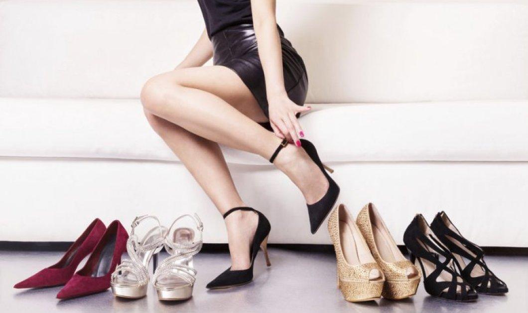 Οι καλύτερες προτάσεις για παπούτσια που θα φορεθούν πολύ φέτος το καλοκαίρι! Φώτο   - Κυρίως Φωτογραφία - Gallery - Video
