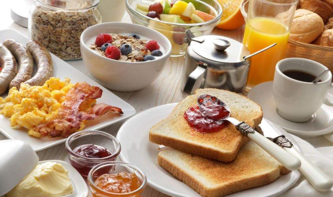 Μυστικά για υγιή καρδιά: Κλείστε την τηλεόραση και πάρτε ένα πλούσιο πρωινό! - Κυρίως Φωτογραφία - Gallery - Video