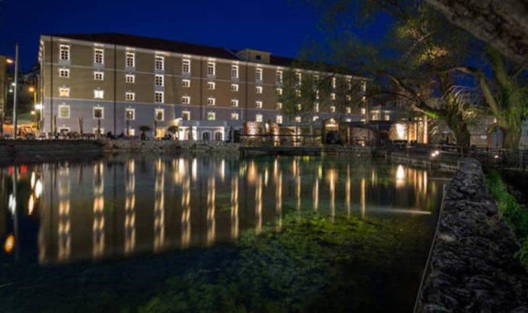Hydrama Grand Hotel: Κρητικός επιχειρηματίας επένδυσε 17 εκατ. ευρώ για να μετατρέψει μία καπναποθήκη σε 5αστερο υπερπολυτελές ξενοδοχείο - Κυρίως Φωτογραφία - Gallery - Video