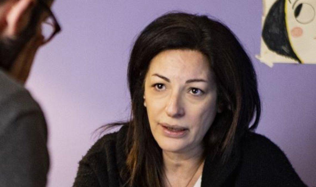 Παραιτήθηκε η Μυρσίνη Λοΐζου από το ευρωψηφοδέλτιο του ΣΥΡΙΖΑ μετά τον σάλο για τη σύνταξη της νεκρής μητέρας της - Κυρίως Φωτογραφία - Gallery - Video
