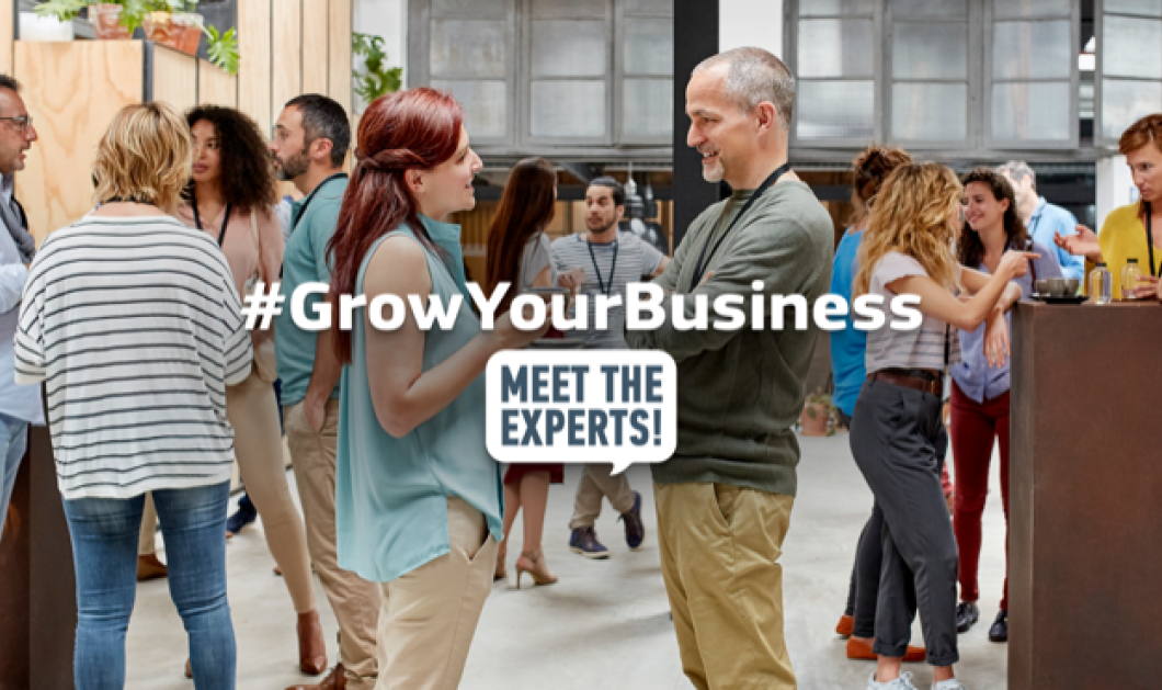 «Meet the Experts» στον νέο κύκλο  #GrowYourBusiness για μικρομεσαίες επιχειρήσεις από την COSMOTE - Κυρίως Φωτογραφία - Gallery - Video