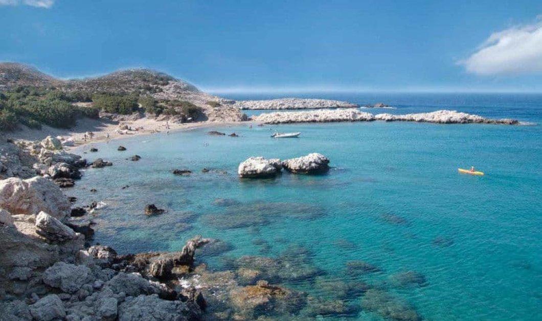Καρκινάγρι Ικαρίας: Μαγικές παραλίες, τοπικά πανηγύρια, υπέροχο φαγητό & ο χρόνος να σταματά - Βίντεο  - Κυρίως Φωτογραφία - Gallery - Video