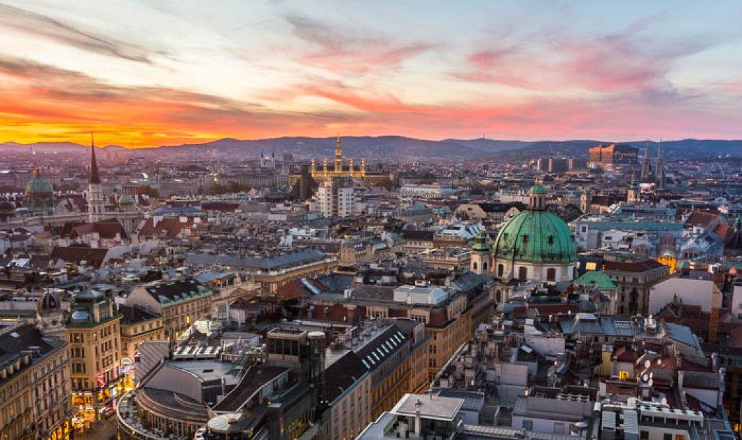 Βιέννη για 10 χρόνια η πόλη με την υψηλότερη ποιότητα ζωής στον κόσμο (φώτο) - Κυρίως Φωτογραφία - Gallery - Video