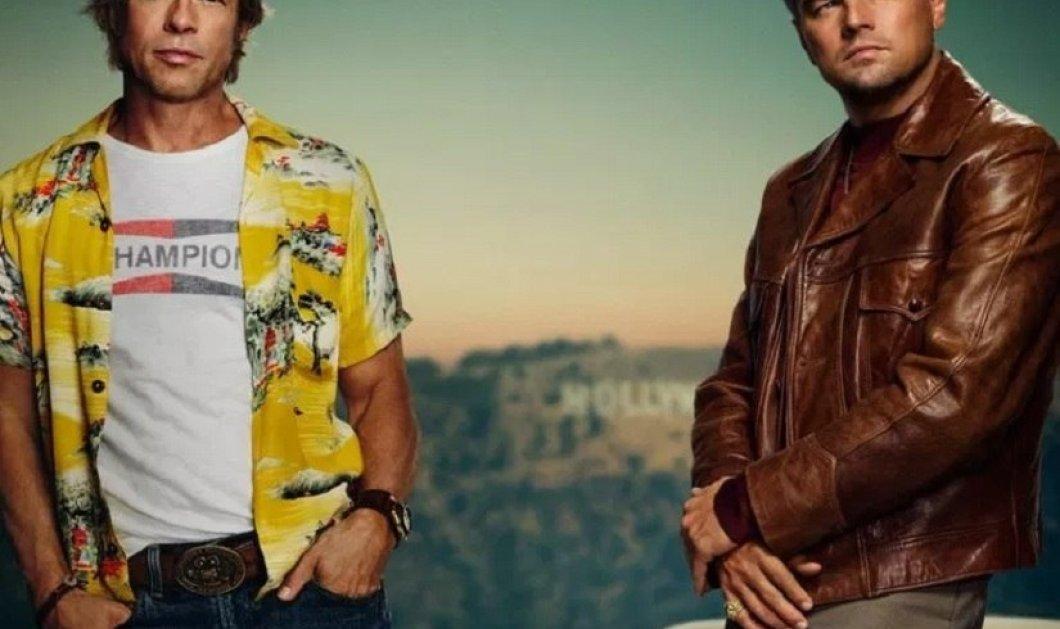 Με Μπραντ Πιτ & Λεονάρντο Ντι Κάπριο ή να πως το trailer της ταινίας του Ταραντίνο γίνεται πρώτη είδηση (βίντεο) - Κυρίως Φωτογραφία - Gallery - Video