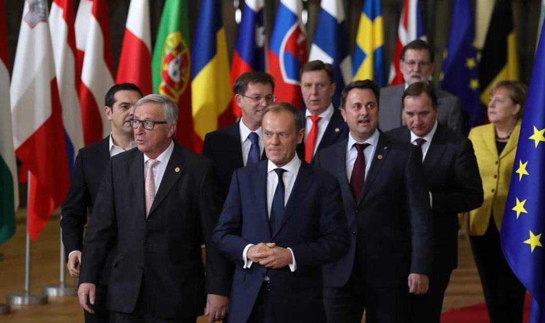 Ο Αλέξης Τσίπρας στην Σύνοδο Κορυφής της ΕΕ – Στο μενού το Brexit, Κίνα, κλιματική αλλαγή - Όλο το πρόγραμμα - Κυρίως Φωτογραφία - Gallery - Video