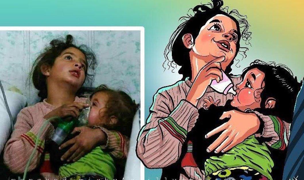 Εκπληκτικό! Σκίτσα χαράς από τον Morshed Mishu - Κυρίως Φωτογραφία - Gallery - Video