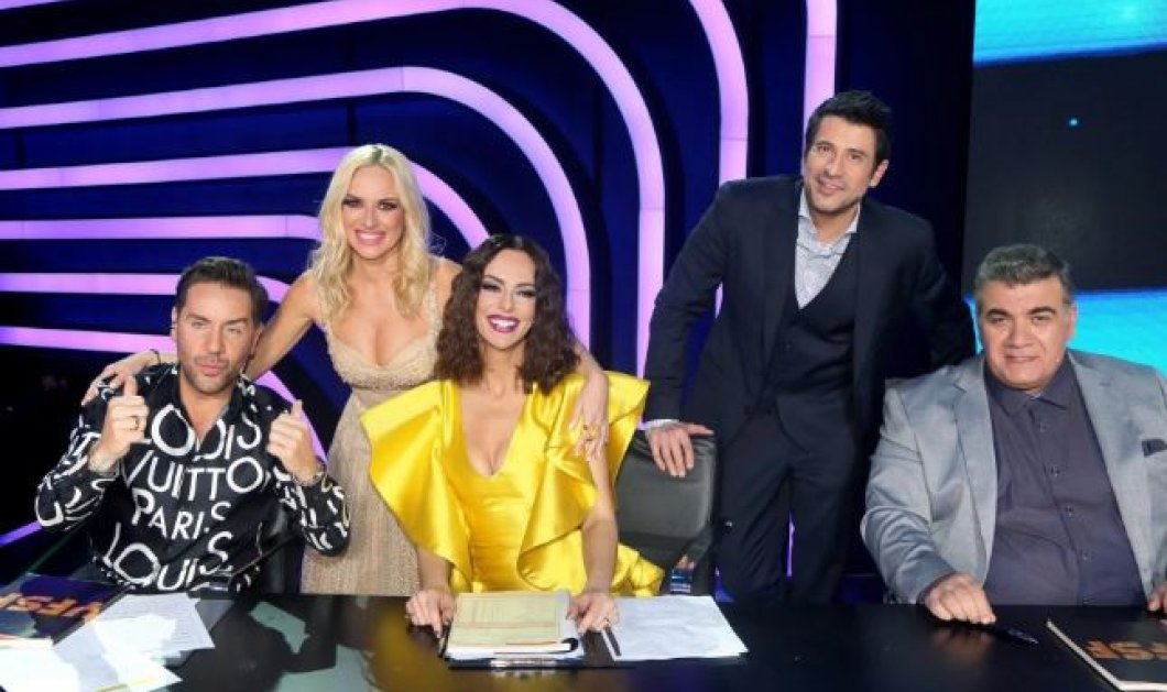 YFSF: Χωρίς τη  Μιμή Ντενίση το χθεσινό show – Ποιος ήταν ο μεγάλος νικητής της βραδιάς; (βίντεο) - Κυρίως Φωτογραφία - Gallery - Video
