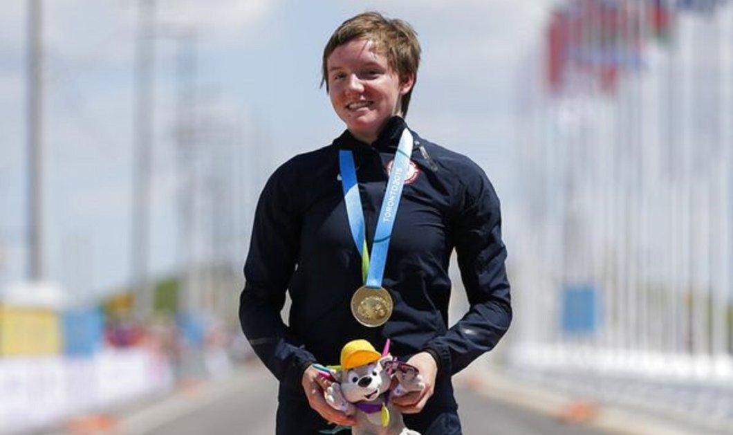 Θρήνος στην παγκόσμια ποδηλασία: Αυτοκτόνησε στα 23 της η Αμερικανίδα Ολυμπιονίκης Κέλι Κάτλιν (φώτο) - Κυρίως Φωτογραφία - Gallery - Video
