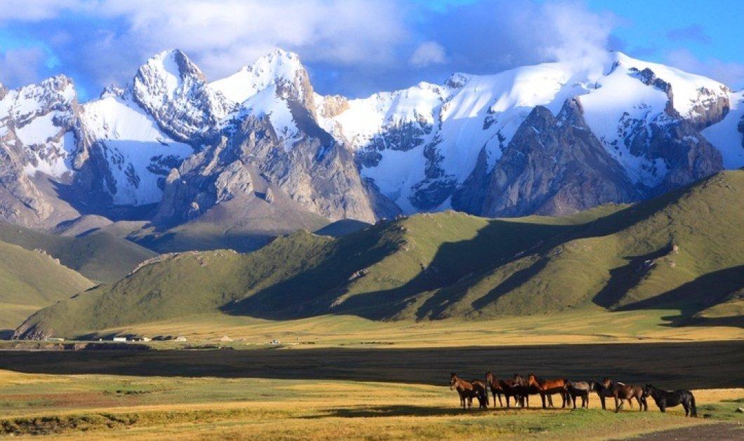 Επίσκεψη στο εθνικό πάρκο Ala Archa, το Lenin Peakκαι άλλα μαγευτικά μέρη του Κιργιστάνμε τον φακό της Juliette Robert! (φωτό) - Κυρίως Φωτογραφία - Gallery - Video