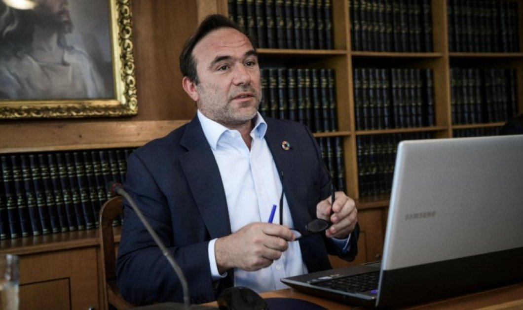 «Tι θα έλεγε ο ΣΥΡΙΖΑ αν Κόκκαλης και Χρηστίδου ήταν απέναντι;»: Ο Βαγγέλης Περρής σχολιάζει καυστικά - Κυρίως Φωτογραφία - Gallery - Video