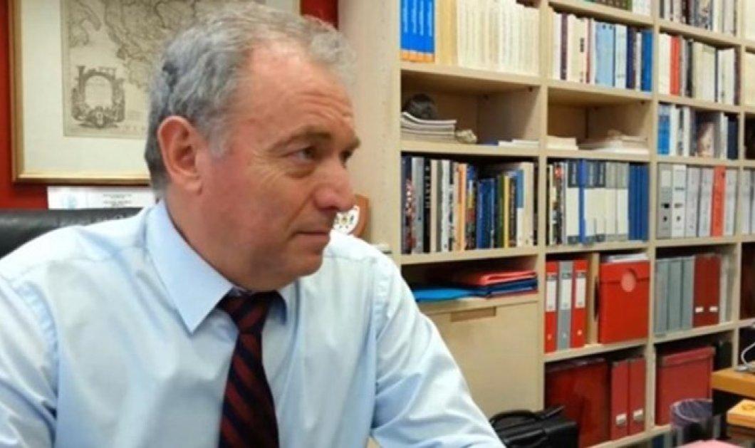"""Ο καθηγητής Λέκκας για το σεισμό στον Κορινθιακό: """"Ακόμα είναι πολύ νωρίς να πούμε αν πρόκειται για τον κύριο σεισμό""""  - Κυρίως Φωτογραφία - Gallery - Video"""