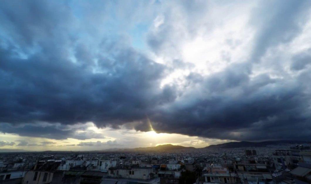 Αλλάζει ξανά το σκηνικό του καιρού: Που θα έχουμε βροχές και καταιγίδες - Κυρίως Φωτογραφία - Gallery - Video