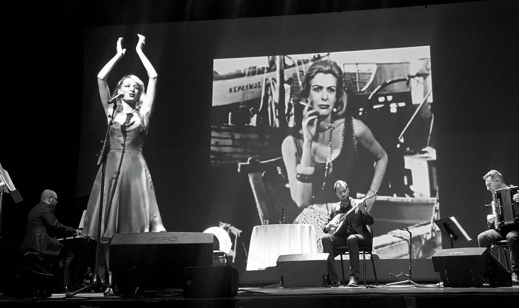 """Η Τίνα Αλεξοπούλου παρουσιάζει εξαιρετικό  μουσικό αφιέρωμα με τίτλο """"Αξέχαστη Μελίνα"""" - Μιλάει  στο eirinika.gr για την περιοδεία στην Γαλλία (φώτο)  - Κυρίως Φωτογραφία - Gallery - Video"""