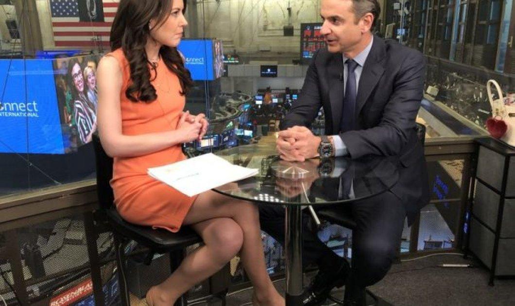 Κ. Μητσοτάκης στο CNN: H Eλλάδα θα είναι θετική επενδυτική έκπληξη τα επόμενα τρία χρόνια (βίντεο) - Κυρίως Φωτογραφία - Gallery - Video