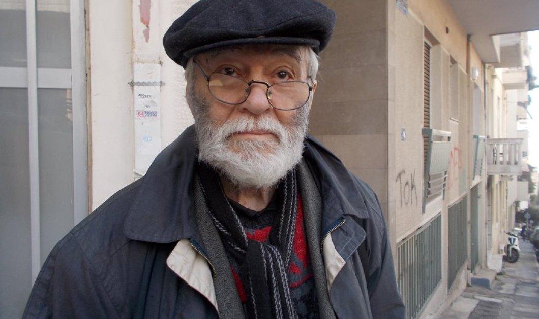 Πέθανε ο ποιητής και  συγγραφέας Μιχαήλ Μήτρας - Κυρίως Φωτογραφία - Gallery - Video
