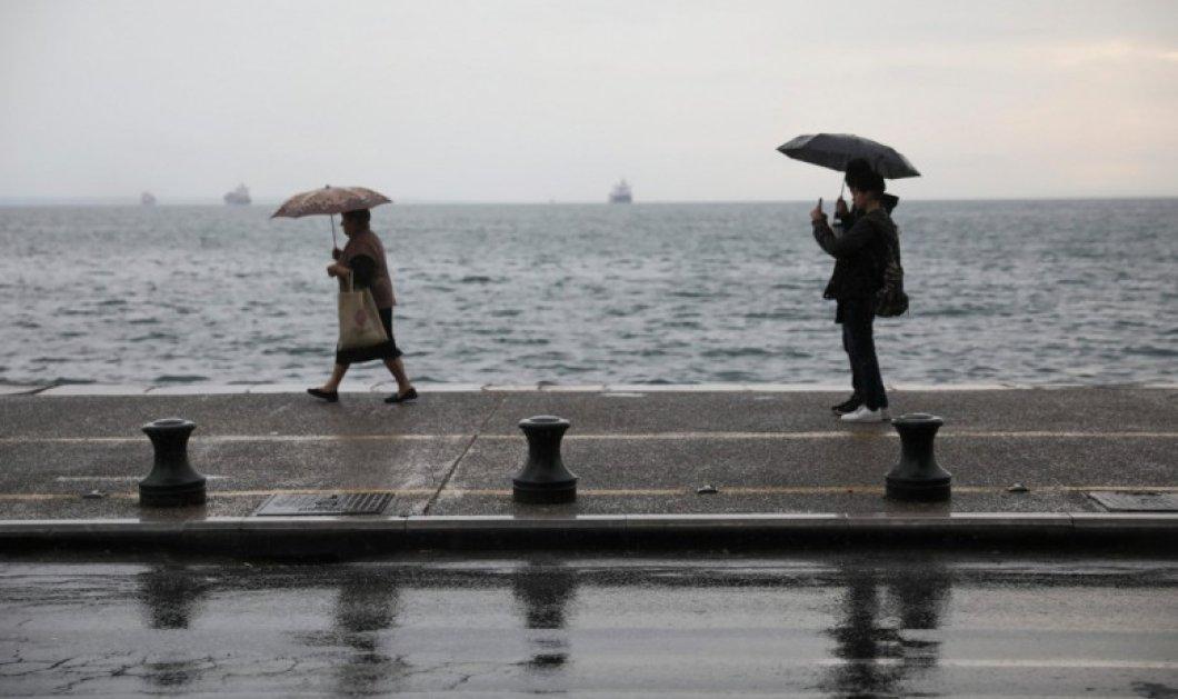 Καιρός: Βροχές, καταιγίδες και χειμωνιάτικο σκηνικό - Κυρίως Φωτογραφία - Gallery - Video