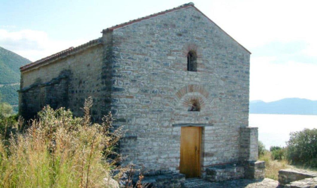 Ένα στολίδι επί γης το ιστορικό μοναστήρι του »Φωτμού» στο Θέρμο Αιτωλοακαρνανίας – Απίθανο βίντεο - Κυρίως Φωτογραφία - Gallery - Video